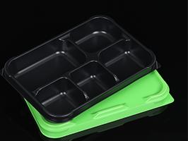 吸塑-餐盒包装