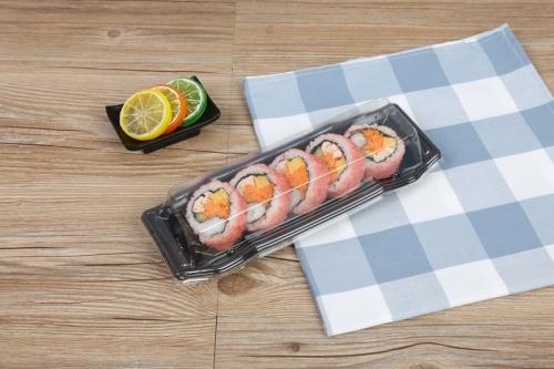上海吸塑-寿司盒包装