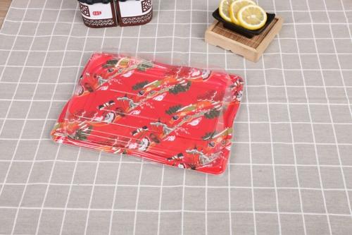 吸塑-寿司盒包装